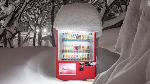 Name A Place Where You Would Find A Vending Machine Delectable The Beauty Of Japan's Lonely Vending Machines CNN Style