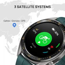 Huawei Watch GT Active - Dark Green ...