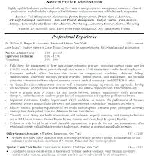Practice Administrator Resume Medical Practice Manager Resume Gorgeous Office Manager Resume