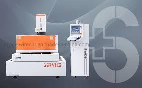Precision Machine And Design Hot Item High Precision Big Worktable Travel Wire Cut Edm Machine For Precision Machinery