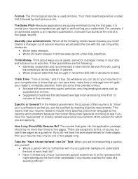 How Long Should A Resume Be Classy How Long Should A Federal Resume Be Komphelpspro
