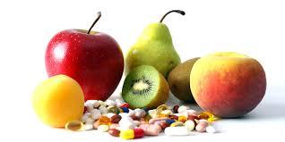 Vitamine als nahrungsergänzungsmittel