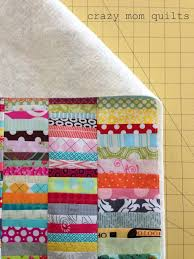 crazy mom quilts: how to make an envelope backed pillow & Wednesday, February 05, 2014 Adamdwight.com