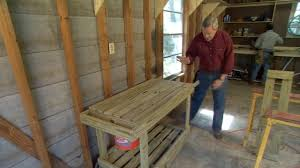 Potting Bench  Woodworking  Blog  Videos  Plans  How ToPlans For A Potting Bench