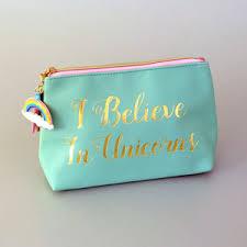 unicorn makeup bag. unicorn makeup bag