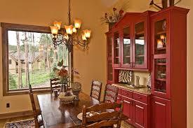 custom hutch makes dining room organization easier design reece and nichols realtors