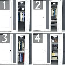 small closet design ideas 2 foot closet small square closet design ideas