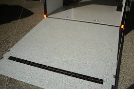 bozeman floor painting for enclosed trailers