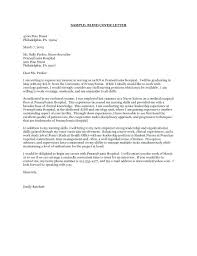 Nursing Student Cover Letter New Grad Cover Letter Sample New Grad ...