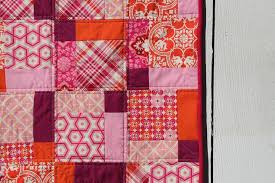 Easy Quilts for Beginners Using Precut Fabric & Disappearing 9 Patch Baby Quilt Adamdwight.com