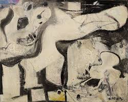 abstraction the willem de kooning
