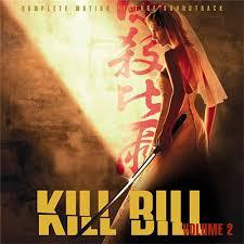 Убить Билла. Фильм 2. Оригинальный <b>саундтрек</b> — Википедия