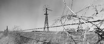 Never before was so much of the world fenced off by barbed wire