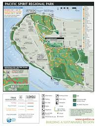 Pacific Spirit Regional Park: Building A Sustainable Region | Trail | Land  Transport