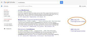 Finding Full Text Articles In Google Scholar Skills Hub