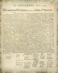 United States Declaration Of Independence The P22 Declaration
