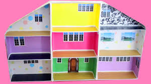 inexpensive dollhouse furniture. 🏠How To Make A Dollhouse With Shoe Boxes - Simplekidscrafts Inexpensive Furniture I