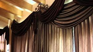 Living Room Curtain Designs Video 3 Living Room Drapery Design Youtube