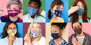 Where to buy fabric masks for a cause online