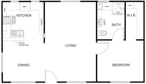 modern onebedroom granny flat plans granny flat floor plans94 floor