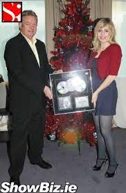 ShowBiz Ireland - Duffy's A Triple Platinum Blonde...