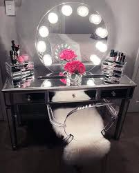 desk mirror with lights. Simple Mirror Charming Makeup Table Mirror Lights With Pertaining To And Designs 6  Throughout In Desk Mirror With Lights I