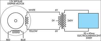 electric generator diagram. Luminescent Generator Circuit Diagram Electric