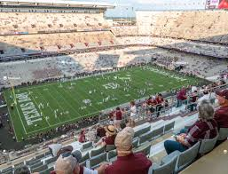 Kyle Field Seating Chart Kyle Field Section 408 Seat Views Seatgeek