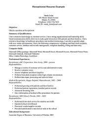 salon assistant resume examples salon assistant resume template receptionist resume templates