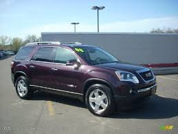 gmc acadia 2008 slt. Beautiful Slt 2008 Acadia SLT AWD  Dark Crimson Red Metallic  Light Titanium Photo 1 And Gmc Slt 8
