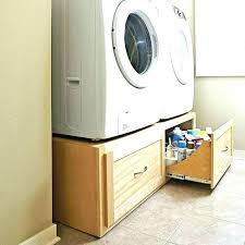 pedestal for washer and dryer stard ge installation lg brackets installing pedestal for washer and dryer