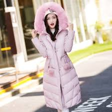 winter parkas jackets 2017 women coat casual wadded cotton padded long winter jacket women hooded coats outwear