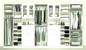 walk in closet systems costco organizer storage