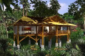 Jungle House On Stilts