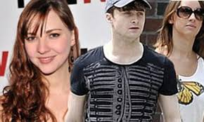 Daniel Radcliffe splits with girlfriend Rosie Coker and is linked ...