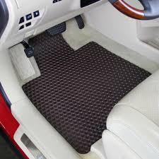 StateOfNine Custom fit Saab All weather Rubber Floor Mats and Trunk
