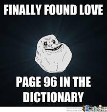 Forever Alone by jefflove03 - Meme Center via Relatably.com