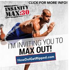 does insanity max 30 work workout reviews plete list