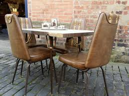 douglas furniture dining room chairs. rare vintage drop leaf kitchen/dining table and 4 diner chairs by douglas furniture dining room 0