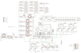 horny an automated microtonal french horn by godfried willem raes the complete circuit looks like this