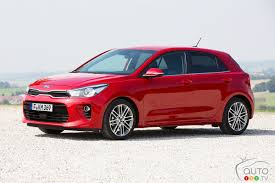 kia rio 5 2018. perfect kia kia showcasing new models at 2017 montreal auto show  car news auto123 and kia rio 5 2018