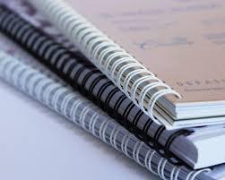 Брошюровка переплет диплома и документов пластиковый переплет в  Брошюровка