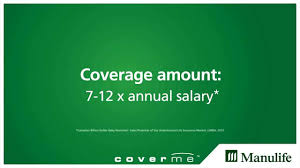 how much life insurance is right for me manulife