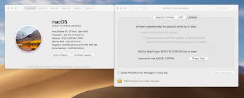 My Web Get Mojave On Working Driver Managed Hackintosh The To Nvidia qZxWxp8Iw