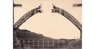 Patrimoine. Le viaduc de Garabit, un géant aux pieds d'acier - Lettre du  cheminot