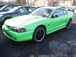 1994 Used Ford Mustang 2dr Coupe GT at Woodbridge Public Auto ...