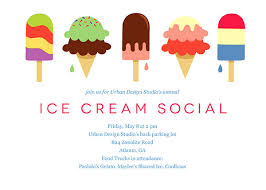 office party flyer ice cream party flyer template coastal flyers