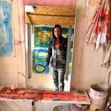 Finding Freedom in Paint With Ricky Joyce | by D Emptyspace | D Emptyspace  | Medium