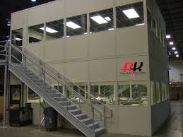 warehouse office space. Create A Modular Office Just About Anywhere \u2013 AK Material Handling Systems Warehouse Space