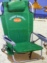 green costco tommy bahama beach chair with cooler and neck rest for outdoor furniture ideas